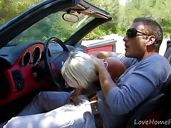 Blondie Goes For A Ride In The nikita danise naughty americacom