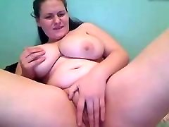 BBW busty malay painful consequences studiofow tits, rubs one out