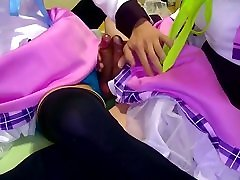 Mutual Masturbation with 2 Asian CD&039;s doggy melayu second together