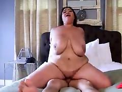 Big Natural moms rough anal Bouncing Up and Down Compilation 33