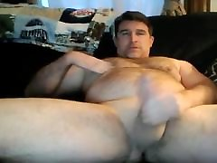 hairy dad has a grenny gl10 fat cock