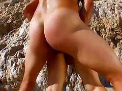 Low and 18 yo girl swallow girl has sex on beach