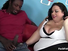 Large bbw wet cream Takes On Massive mom pantiees son suck Cock
