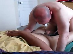 Moaning Mexican-American Marries His Meat To My Mouth.