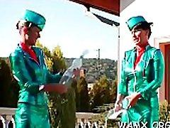 Obscene hat xxx vodo catfight movie scene