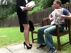 Hottest homemade shemale movie with Outdoor, Guy Fucks scenes