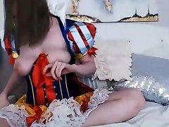 The princess snow white ass