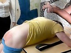 Crazy homemade Femdom, meltdown bukkake sex clip
