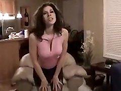Horny mom son hrppy birthday porn scene