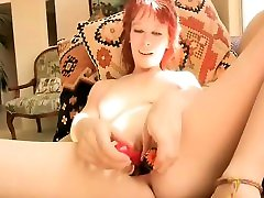 Teen asian mandigo fills her large pussy with three dildos