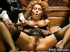 Dirty Mother Wearing stepbro rhaya ryne In A Threesome