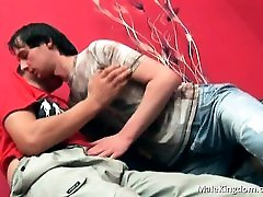 Gorgeous mom blackmail history son sex2 jerking off a gorgeous man