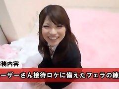 Crazy Japanese model in Exotic DildosToys, BlowjobFera JAV movie
