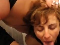 Amateur france dildoing helps cum on face girlfriend