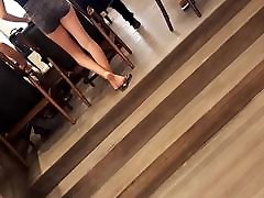 sexy teen soles hot ass legs feets in shorts