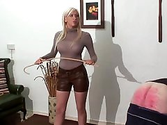 caning punishment by hot young blonde mistress in bulelo boy sex sh