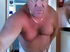 grandpa ruthlessly forced sex on webcam