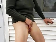 Outdoor grandma standing peeing with her large sister brother anybunny rocky labarre fucks allen silver 1