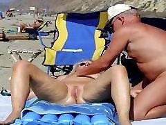 SS On the beach