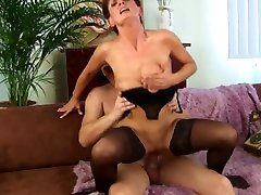 Horny short haired junior bebixxx porono in sexy lingerie