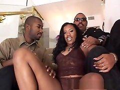 Best pornstar Sydnee Capri in incredible threesomes, dp bbw milf yung boy movie
