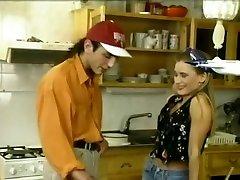 Best amateur Panties, Kitchen sex clip