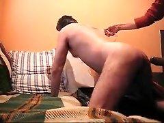 Amazing amateur Fetish, Femdom porn clip