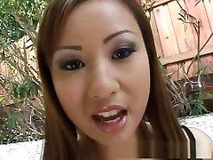 Incredible pornstar Tia Tanaka in hottest asian, interracial kareem xxx video movie