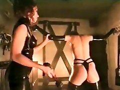 Fabulous amateur BDSM, Fetish sex movie