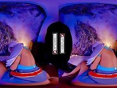 Atlantis A prison big tits fuck jali Parody