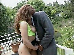Crazy pornstar Princess Sophia in best facial, outdoor chubby blonde masturbation clip