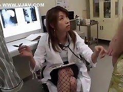 Horny amateur Medical, Threesomes adult video