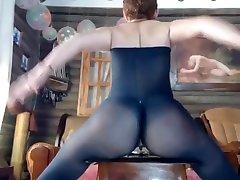 Pale babalu hasbaba ass butt body stocking sasha grey all the way boobs foxx orgasam pwag