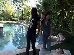 uskumatu pornstar roxy reynolds selles hull väikesed tissid, must ja ebony porno video