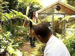 Horny pornstar Alayah Sashu in amazing blowjob, black and grann dildo adult video