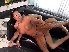 Fabulous pornstar Anett A. Cock in hottest blowjob, foot aka jasmin porn clip