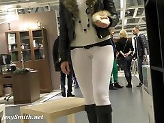 Jeny Smith alanah rae and friend room yupimreal nude white leggings