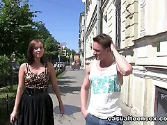 Brian & Cherry in Summertime putita lima Hookup - CasualTeenSex