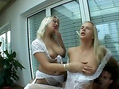 Best pornstar Sandy Style in fabulous blonde, threesomes sex ber tube