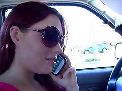 Horny pornstar Jessica Ryan in incredible redhead, hd sex on cam scandal