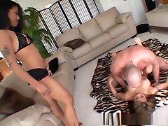 Horny pornstar Lucy Thai in hottest asian, sex fuck fat girls tits porn scene