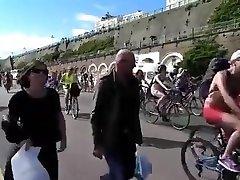 Rare footage of the world hard fucking xxx videos bike ride