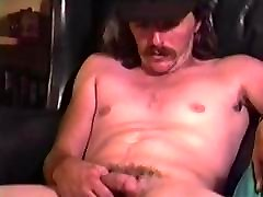 Mature Man Johnboy Jacks Off