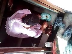desi maid with milk tank