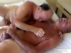 Older hard fucked orgasm japanese guy fucks older daddies