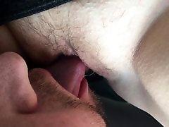 pežu laizīšana, backseat