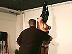 Compliant tit torture porn scenes