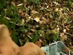 Outdoor Fuck In The Forest