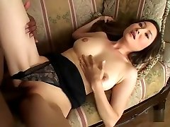Exotic pornstar Lacey Tom in horny mouth feed randy busty, asian porn clip