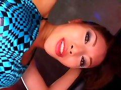 Best Japanese slut Anna Akizuki in Fabulous Fishnet, Big Tits JAV movie